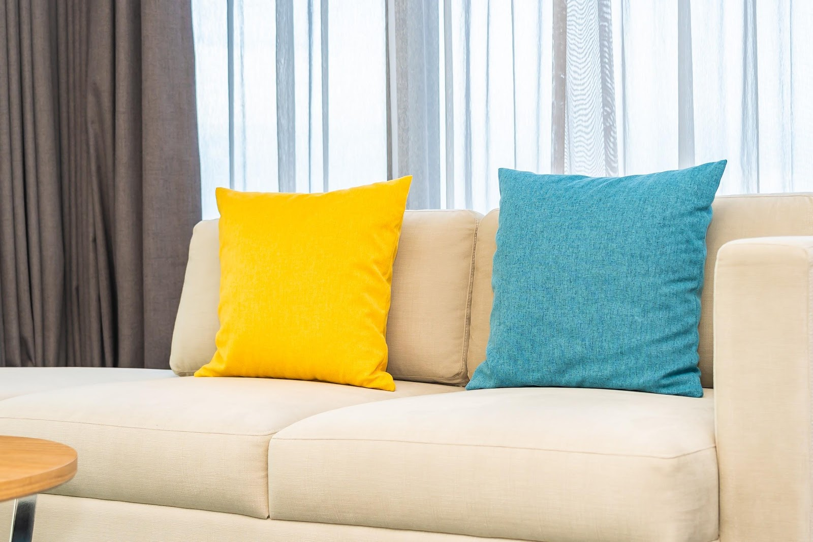 Pillow fabrics
