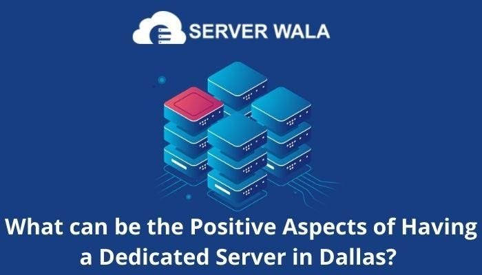 Dedicated Server in Dallas