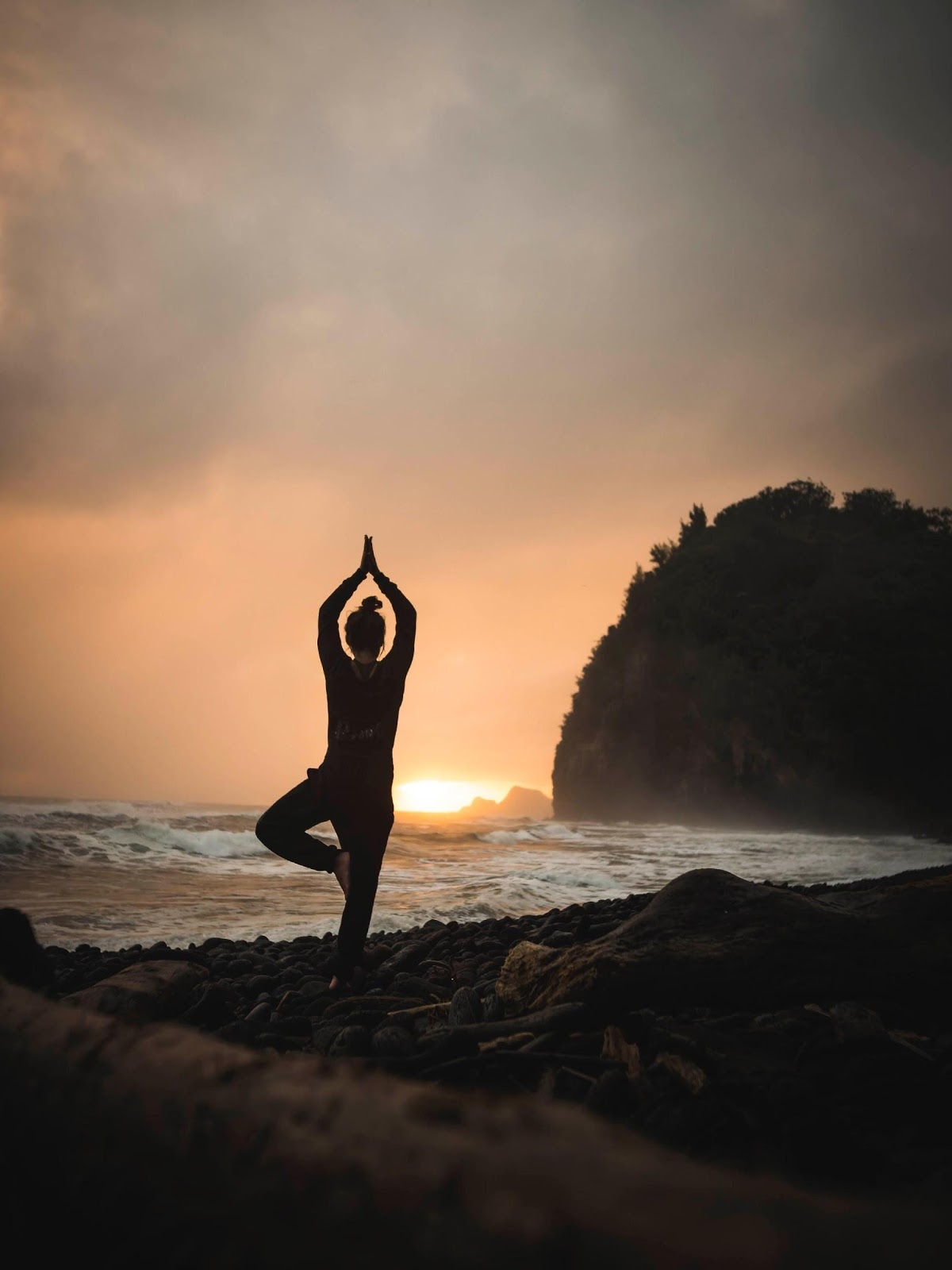 Cannabis and Yoga are Stress Relievers