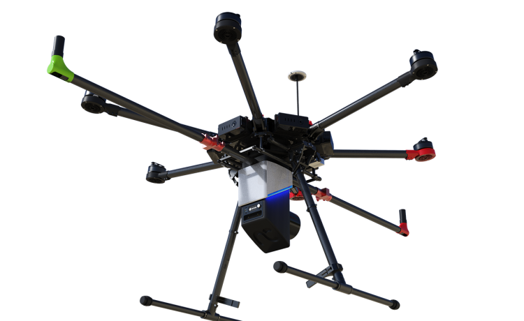 Drone Lidar and Photogrammetry