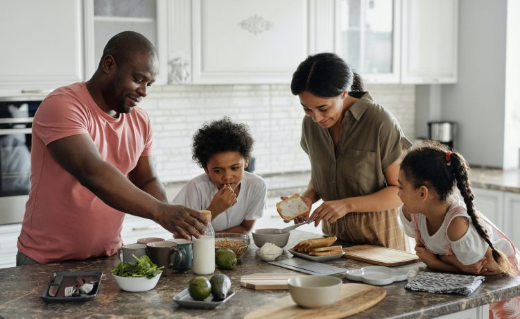 Recipes to Make with Your Kids