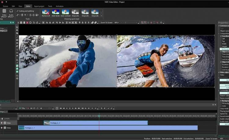 create edit videos without watermark free