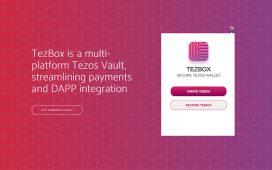 Tezbox Wallet