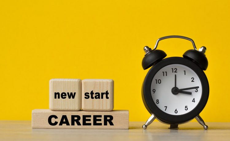 Start Making A Career Change