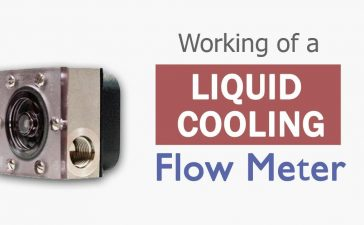 Liquid Cooling Flow meter