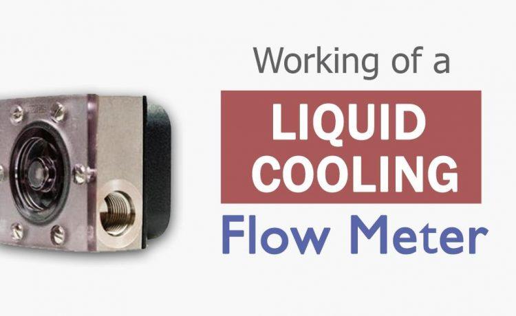 Liquid Cooling Flow meter