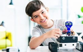 robotics a burden for kids