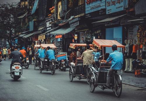 The Ho Chi Minh Trail, Vietnam