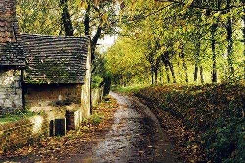 North Yorkshire Tet, UK