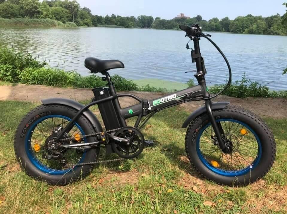 Evolution of E-bikes