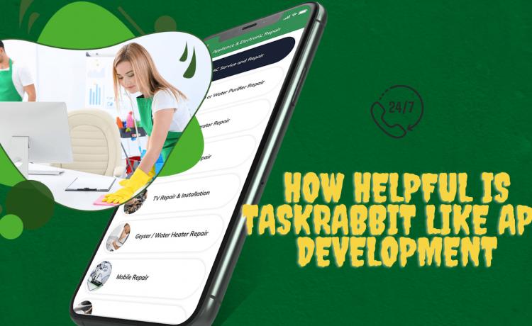 TaskRabbit like app