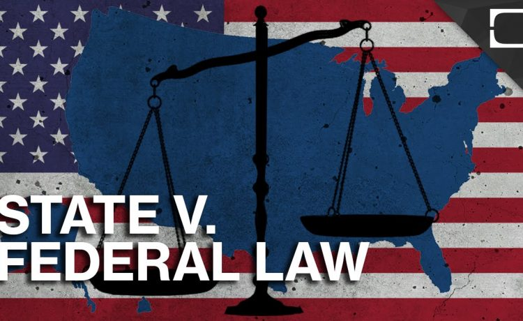 state vs federal law