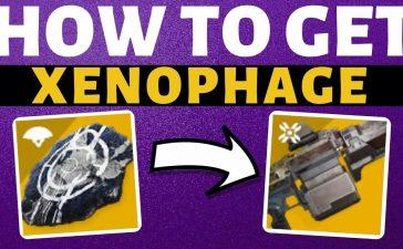 best Xenophage