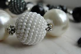 Various Beads for Making Jewelry