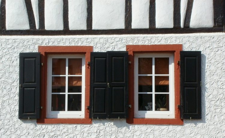 custom exterior shutters