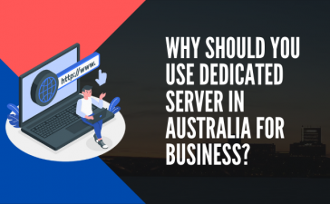 Dedicated Server in Australia
