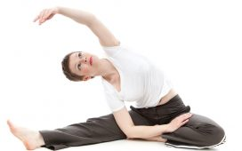 keep fit after childbirth