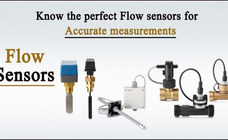 Flow sensors for Accurate measurements