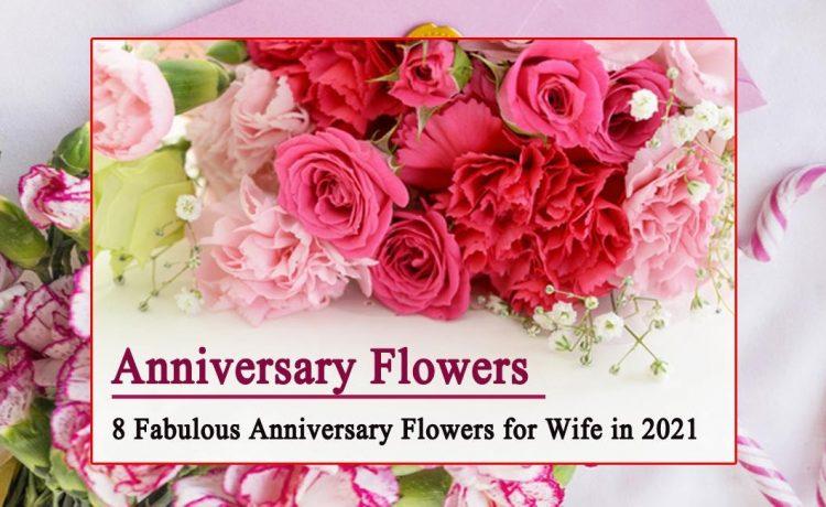 Fabulous Anniversary Flowers