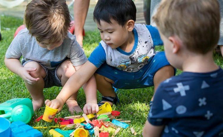4-Year-Old Preschoolers