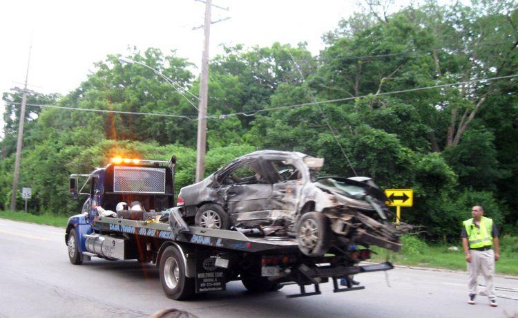 Tow Truck Wrecks