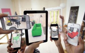 Big with Augmented Reality