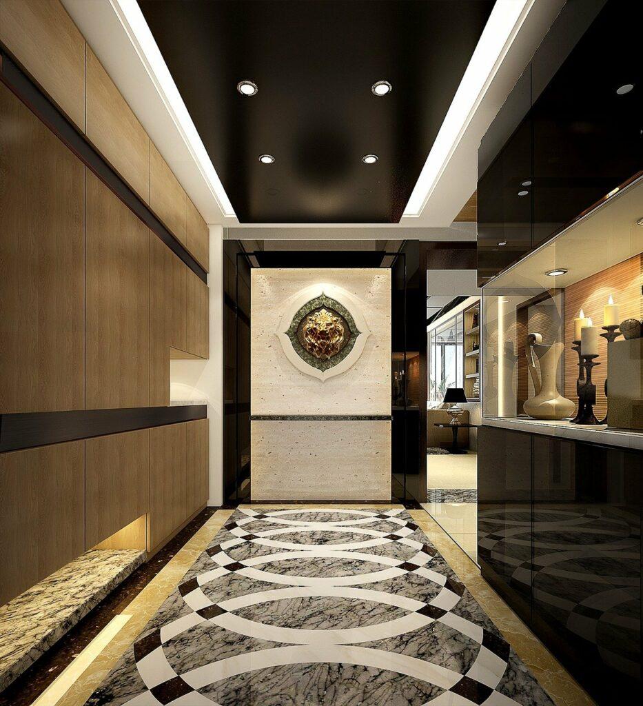Lobby Decorating