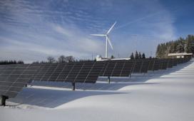 Solar Combiner Box: