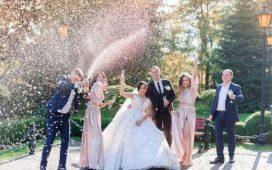 professional wedding blogger